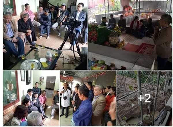 Su that chuyen tim thay mo Trang Trinh: Chuyen gia khao co cung doi khai quat mo trai phep hinh anh 1