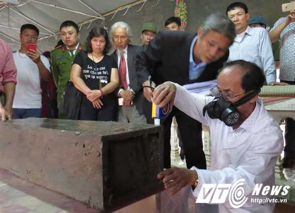 Su that chuyen tim thay mo Trang Trinh: Can canh khai quat ngoi mo 'nha ngoai cam' phan la mo 'cu' hinh anh 9