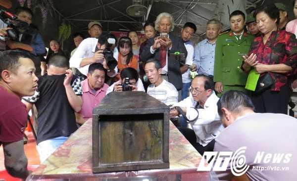 Su that chuyen tim thay mo Trang Trinh: Can canh khai quat ngoi mo 'nha ngoai cam' phan la mo 'cu' hinh anh 10