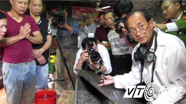 Su that chuyen tim thay mo Trang Trinh: Can canh khai quat ngoi mo 'nha ngoai cam' phan la mo 'cu' hinh anh 12