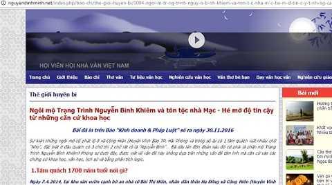 Su that chuyen tim thay mo Trang Trinh: Truy tim ke tung tin that thiet hinh anh 4