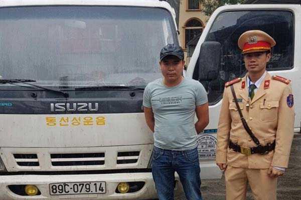 Bat xe van chuyen chim bo cau tu vung dich H7N9 o Trung Quoc ve Viet Nam hinh anh 2