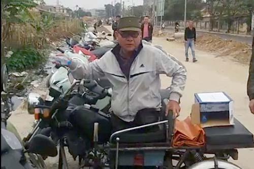 Thuc hu chuyen con do cuop dat nguoi dan o Hai Phong: Thong tin moi nhat hinh anh 1