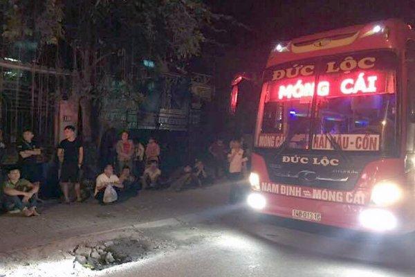 Xu phat hon 2.700 truong hop vi pham giao thong tai Quang Ninh, Hai Phong hinh anh 1