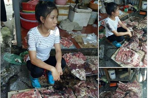 Thuc hu thong tin cam 2 nguoi phu nu bi hat dau luyn tron chat thai ban thit lon hinh anh 2