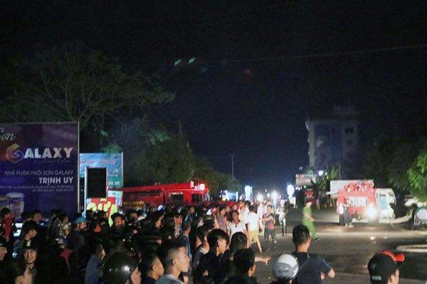 'Ba hoa' thieu rui cua hang vat lieu xay dung o Hai Phong hinh anh 2