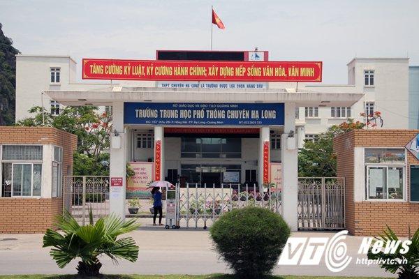 Phu huynh truong chuyen buc xuc sau ky sat hach 'la': So GD-DT Quang Ninh to chuc doi thoai hinh anh 1