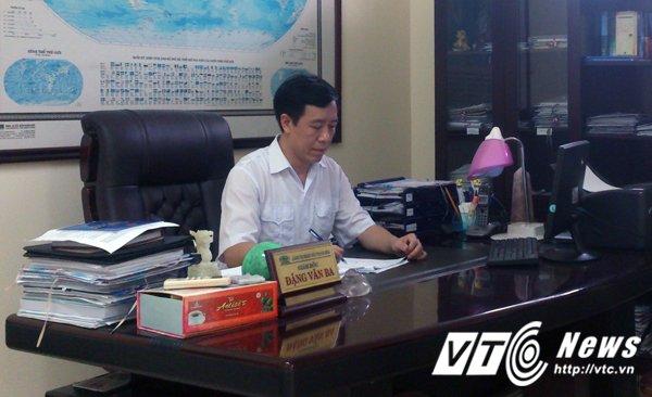 Su that Giam doc Cang vu Hang hai Thanh Hoa 'sang hon Bo truong' hinh anh 1
