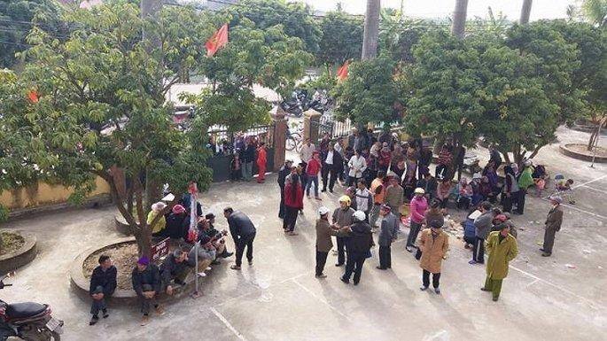 Cong an xa cong tay dan phai xin loi: Cong an Hai Phong thong tin chinh thuc hinh anh 2
