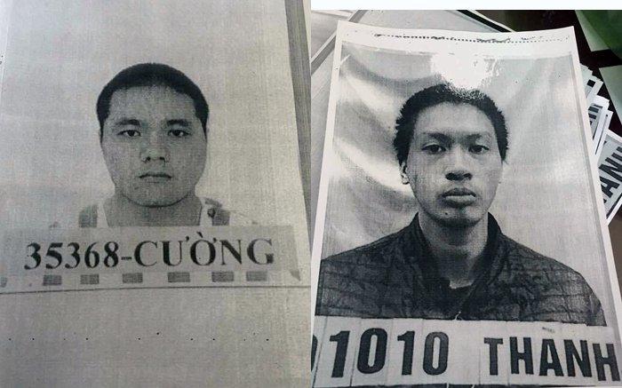 Truy na 2 can pham bo tron khoi benh vien o Quang Ninh hinh anh 1