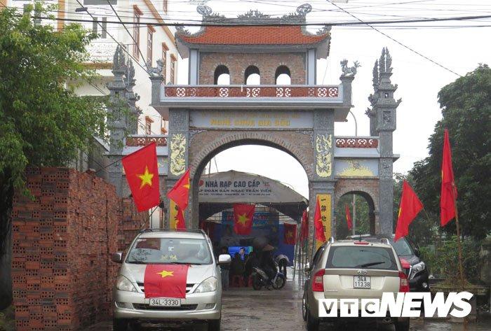 Que cau thu Van Thanh quay lon, mo dai tiec co vu U23 Viet Nam hinh anh 1