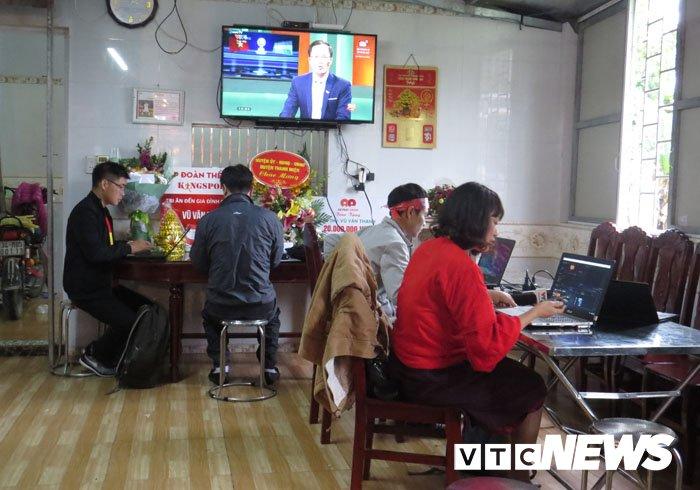 Que cau thu Van Thanh quay lon, mo dai tiec co vu U23 Viet Nam hinh anh 14
