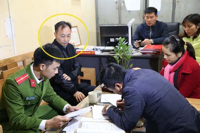 Cong an Hai Duong bat giu quan tham Trung Quoc tron truy na hinh anh 1