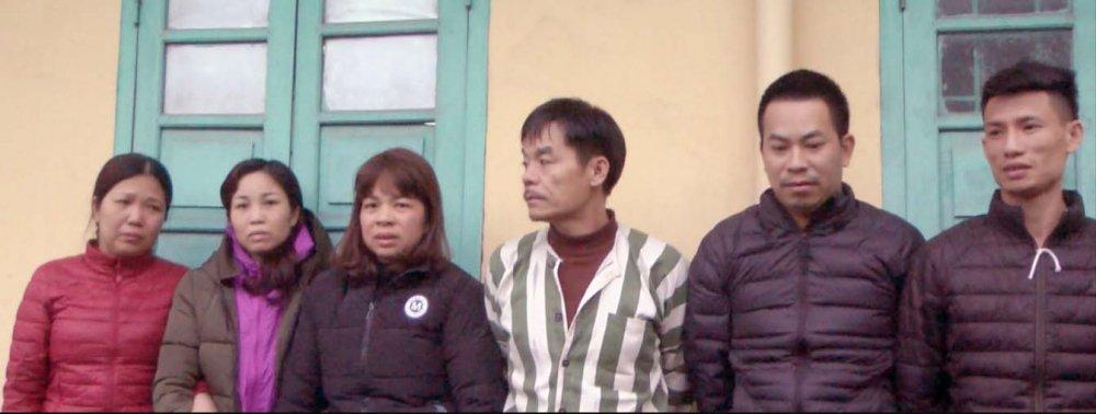 Bat giu 16 doi tuong trong 2 vu an ngay giap Tet Nguyen dan hinh anh 2