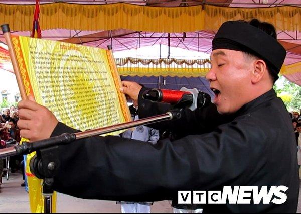 Hoi the khong tham nhung o Hai Phong duoc cong nhan Di san van hoa phi vat the Quoc gia hinh anh 1