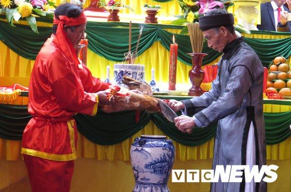 Hoi the khong tham nhung o Hai Phong duoc cong nhan Di san van hoa phi vat the Quoc gia hinh anh 2