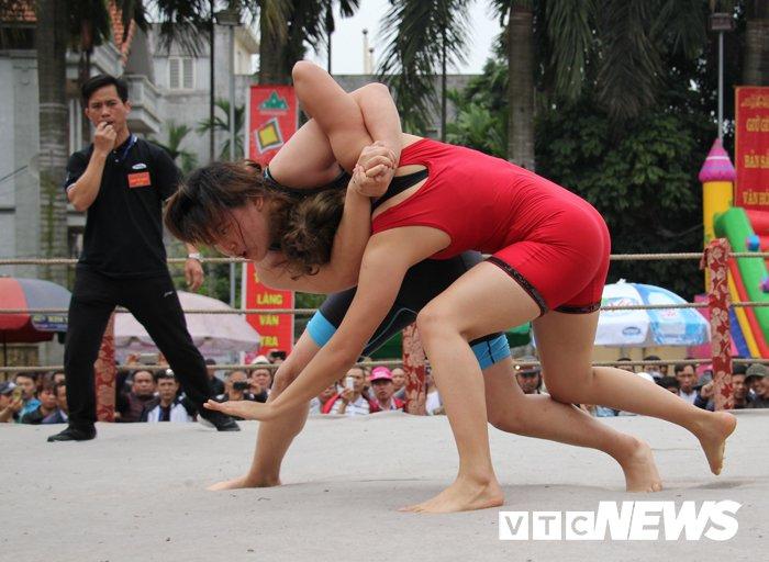 Anh: Man nhan pha vat dep mat cua cac 'bong hong' dat Cang hinh anh 9