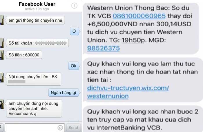 Lat tay chieu lua dao qua mang xa hoi khien hang loat phu nu o Quang Ninh sap bay hinh anh 1