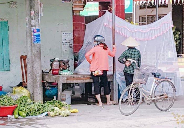 Nguoi phu nu quay man tuyn ban thit o Hai Phong gay 'sot' cong dong mang hinh anh 2