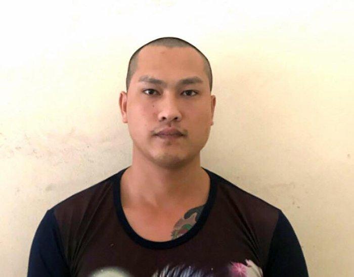 Bat giu con do Quang Ninh hanh hung cong an xa khi dang thi hanh cong vu hinh anh 1
