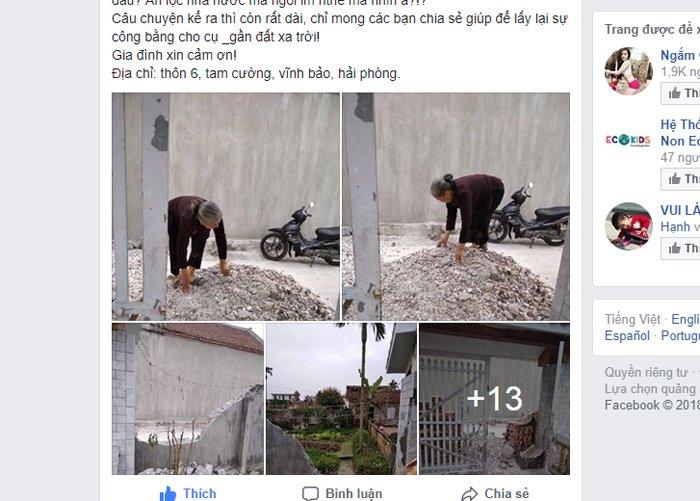 Nhom nguoi ngang nguoc 'lap chien luy' truoc nha truong ho o Hai Phong co the bi xu ly the nao? hinh anh 4