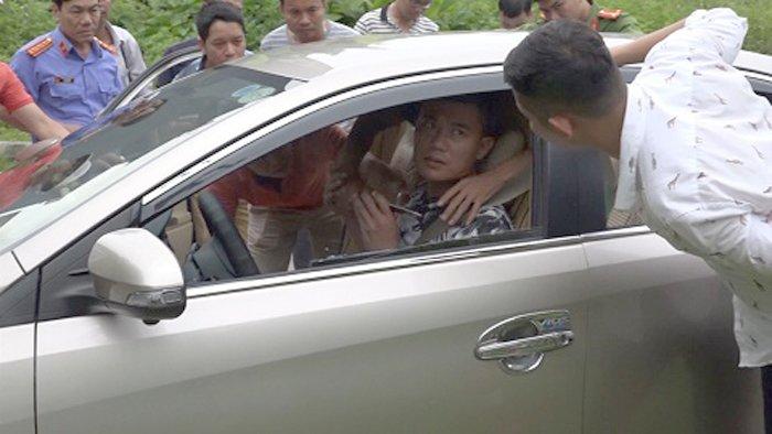 Thuc nghiem dieu tra vu sat hai tai xe cuop xe taxi o Hai Duong hinh anh 2