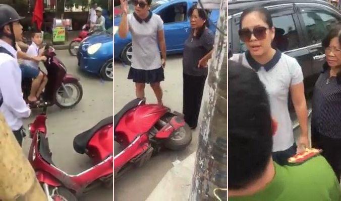 Nu tai xe tuyen bo 'con nguoi khong quan trong': Cong an Hai Phong thong tin chinh thuc hinh anh 3