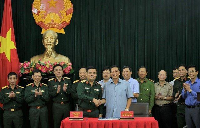 Dat quoc phong bi chiem xay hang tram ngoi nha trai phep: Bo Quoc phong ban giao lai cho Hai Phong hinh anh 1