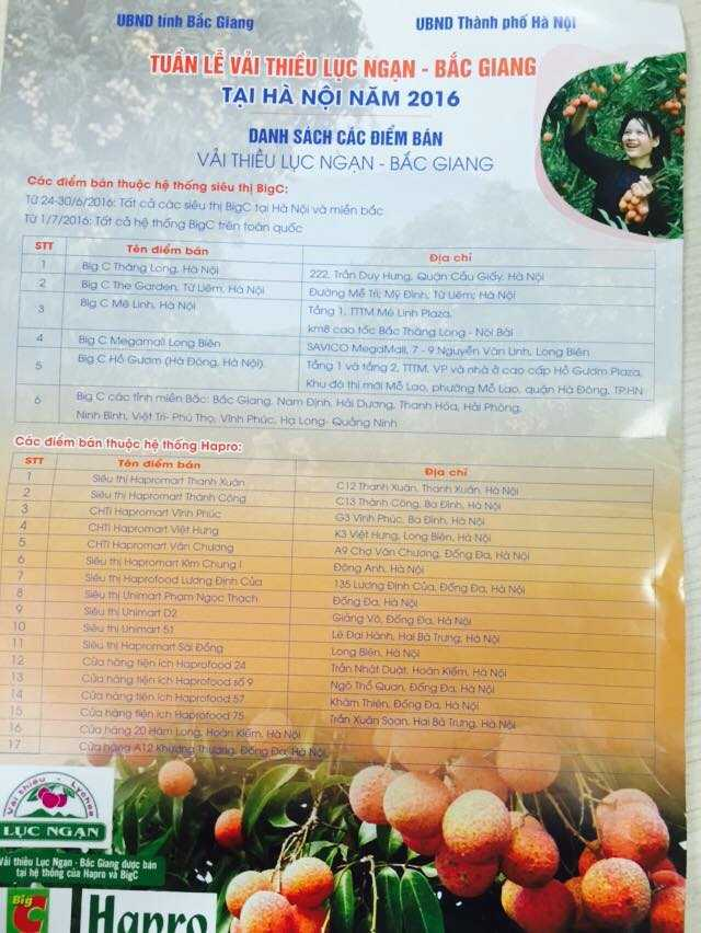 Vai thieu Bac Giang 'tan cong' thi truong Ha Noi hinh anh 2
