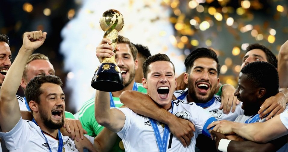 Ket qua Chile 0-1 Duc: Duc vo dich Confederations Cup hinh anh 1