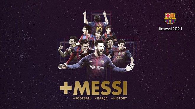 Chinh thuc: Messi gia han hop dong voi Barca den nam 2021 hinh anh 1