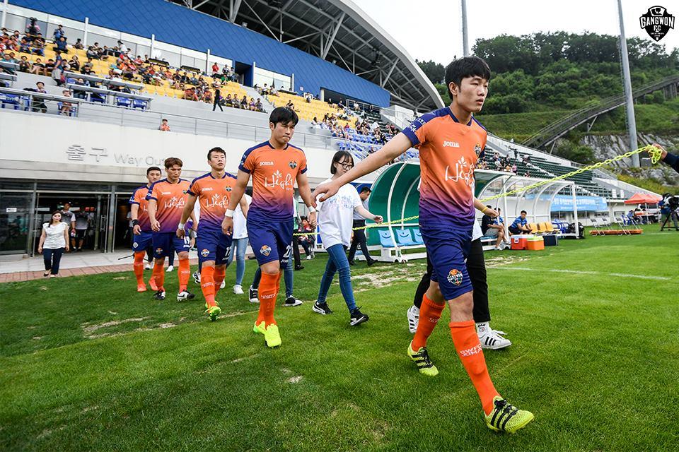 Gangwon hao phong voi Xuan Truong, U22 Viet Nam don tin vui hinh anh 1