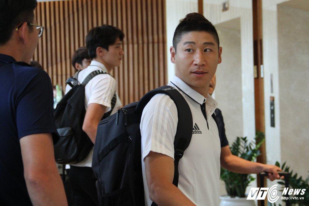 Ngoi sao K-League thach do: Cho xem Xuan Truong co phai Park Ji Sung Viet Nam khong ? hinh anh 1