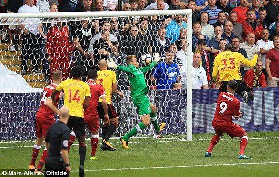 Ket qua Watford 3-3 Liverpool vong 1 giai Ngoai Hang Anh hinh anh 1