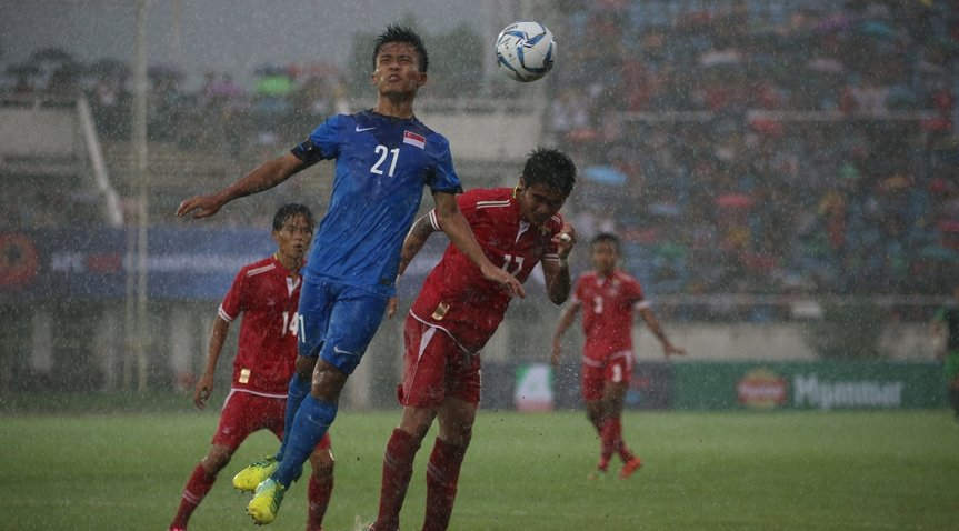 Truc tiep Myanmar vs Singapore: Chien thang thuyet phuc (Sea Games 29) hinh anh 1