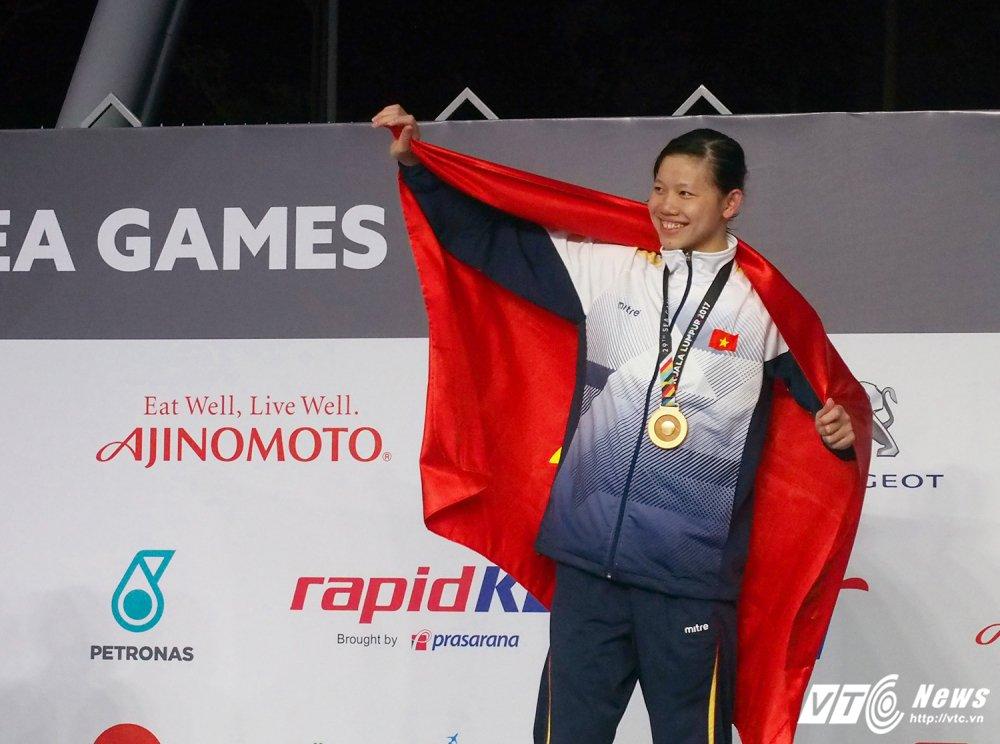 Truc tiep SEA Games 29 ngay 27/8: Thai Lan vuot Viet Nam, chiem ngoi nhi bang hinh anh 10