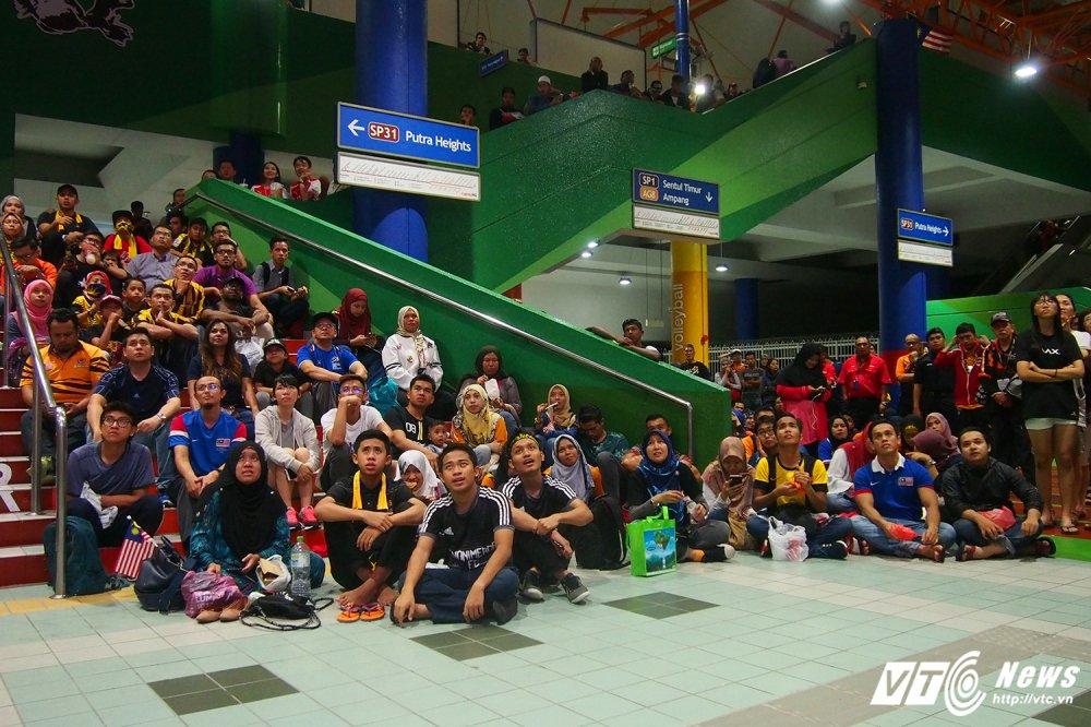 U22 Malaysia thua Thai Lan: Nguoi Malaysia buon mot chut, dau mot chut roi thoi hinh anh 1