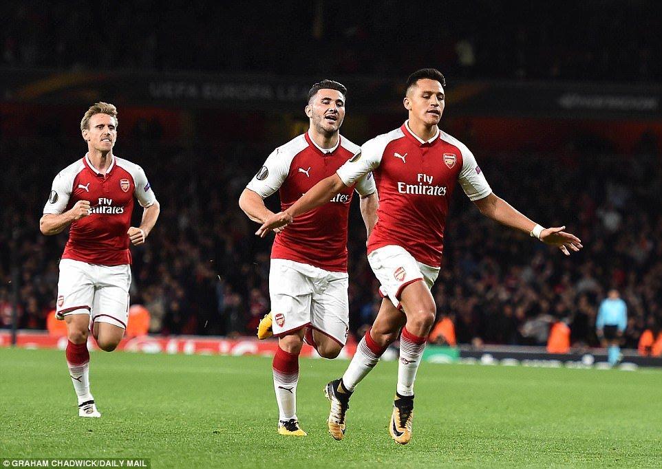 Truc tiep Arsenal vs Tottenham, Link xem Ngoai hang Anh 2017 vong 12 hinh anh 3