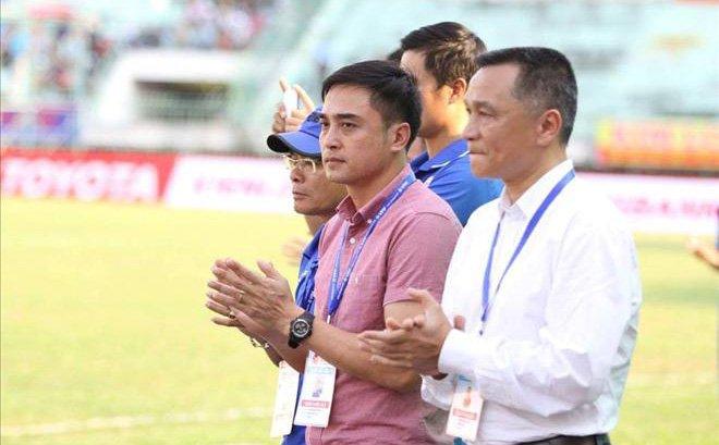 Chu tich Sai Gon FC: 'Toi phai vao vien cap cuu vi buc tuc voi quyet dinh tu BTC V-League' hinh anh 2