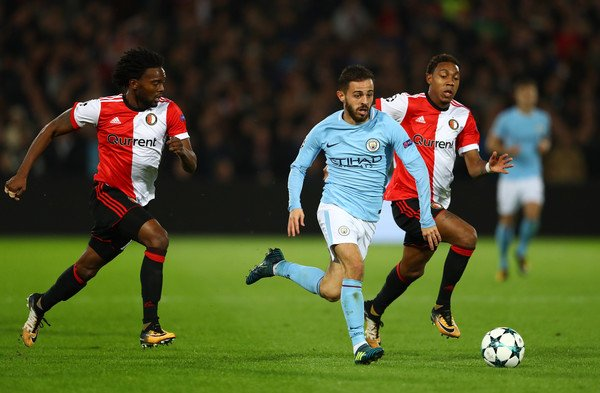 Link xem truc tiep Man City vs Feyenoord vong bang cup C1 hinh anh 1