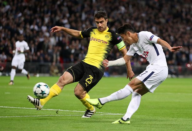 Link xem truc tiep Dortmund vs Tottenham vong bang cup C1 hinh anh 1