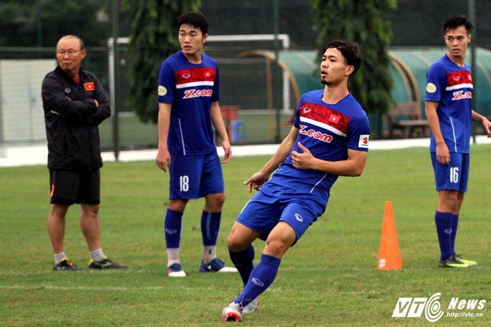 Thay Park co giai duoc 'bai toan' Cong Phuong? hinh anh 1