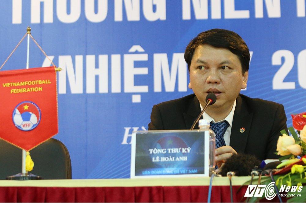 Tong thu ky VFF: Nam 2017, bong da Viet Nam thanh cong hinh anh 1