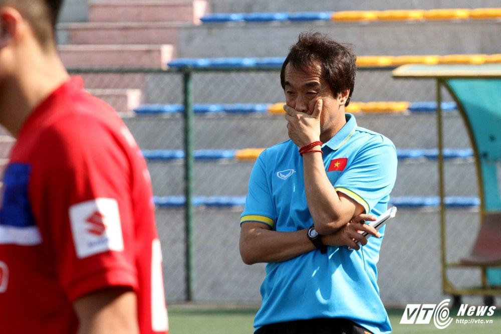 U23 Viet Nam du bo tu thay Han, chia tay 1 tuyen thu hinh anh 1