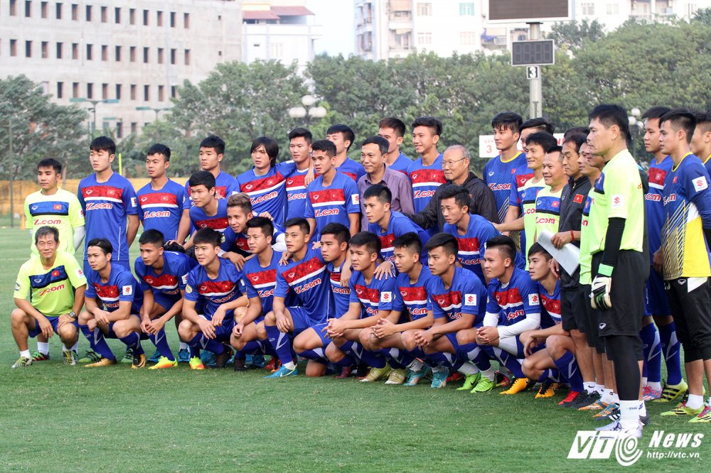 U23 Viet Nam co tro ly HLV thu mon dac biet hinh anh 1