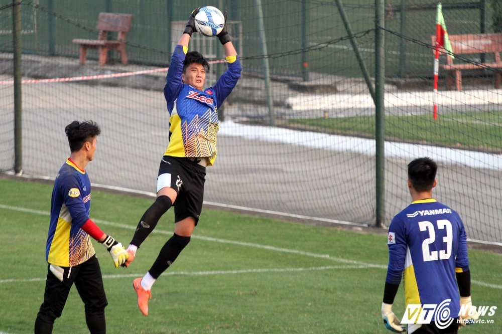 U23 Viet Nam co tro ly HLV thu mon dac biet hinh anh 6