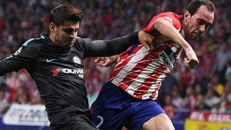 Truc tiep Chelsea vs Atletico Madrid, Link xem vong bang Cup C1 2017 hinh anh 1