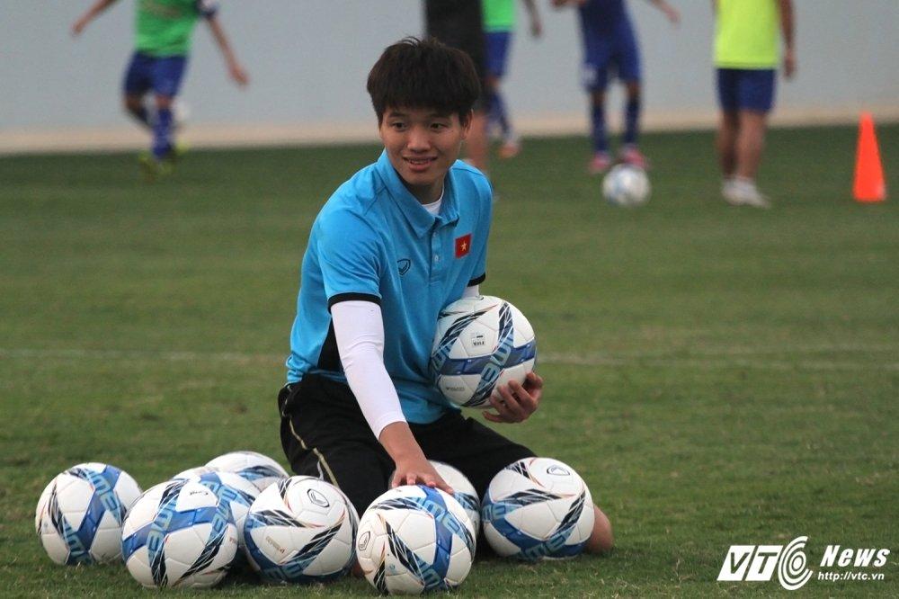 U23 Viet Nam co tro ly HLV thu mon dac biet hinh anh 5