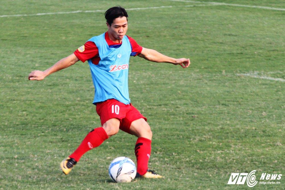 Lo doi hinh dau U23 Myanmar cua HLV Park Hang Seo: Cong Phuong, Van Toan linh xuong hang cong hinh anh 2