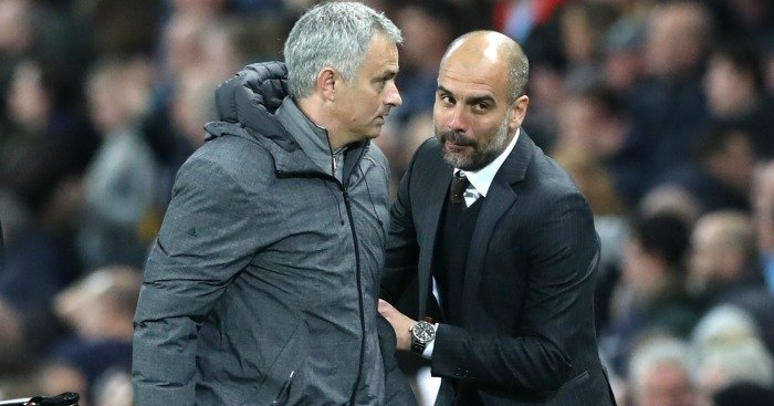 HLV Guardiola: 'Thang Mourinho khong phai dieu gi dac biet' hinh anh 1